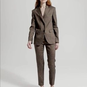 Theory 2 piece suit